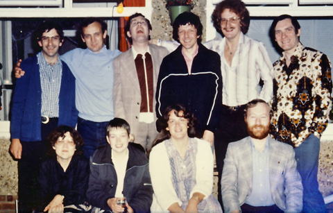 1982 Peal Band
